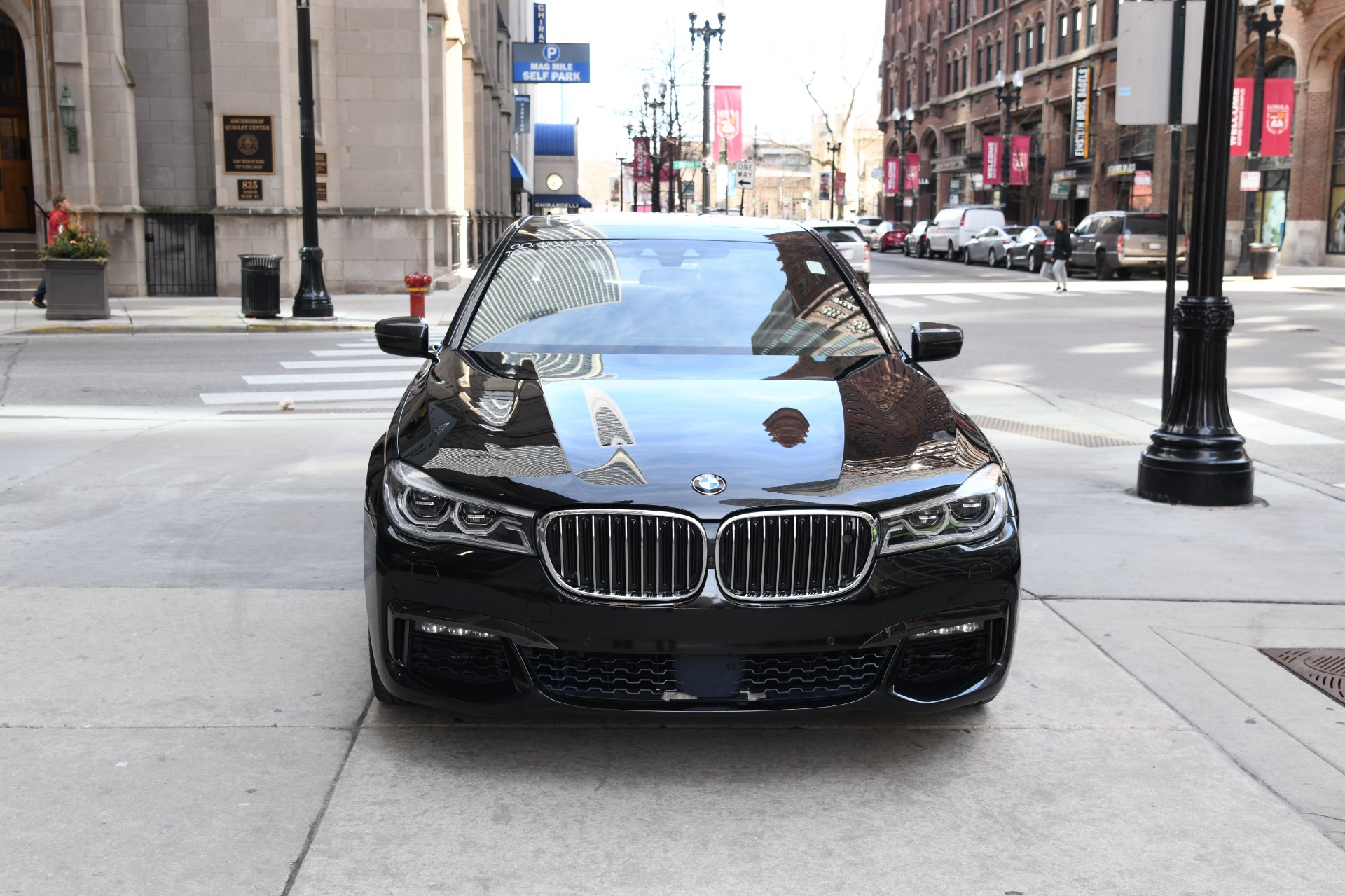 Used 2016 BMW 7 Series 750i xDrive | Chicago, IL