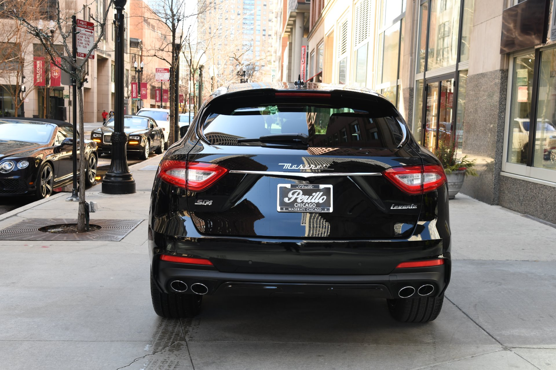 New 2020 Maserati Levante S S GranSport | Chicago, IL