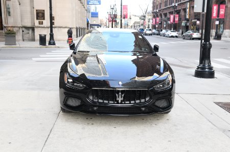 New 2020 Maserati Ghibli SQ4 GranSport SQ4 GranSport | Chicago, IL
