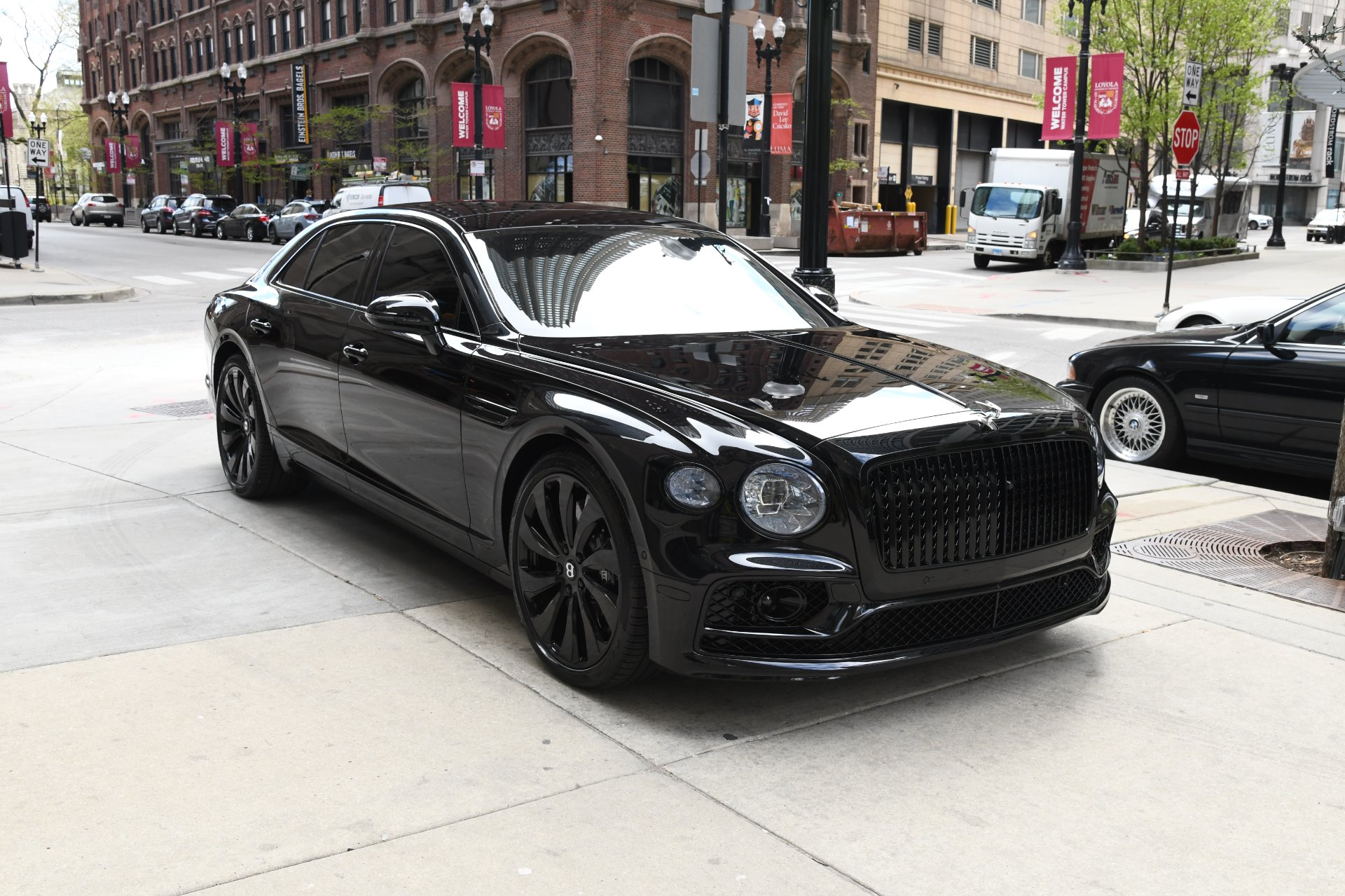 2020 Bentley Flying Spur W12 W12 Stock B1280 S For Sale Near Chicago Il Il Bentley Dealer