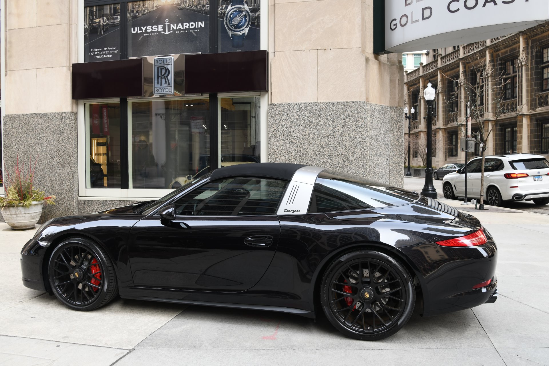 Used 2016 Porsche 911 Targa 4 GTS | Chicago, IL