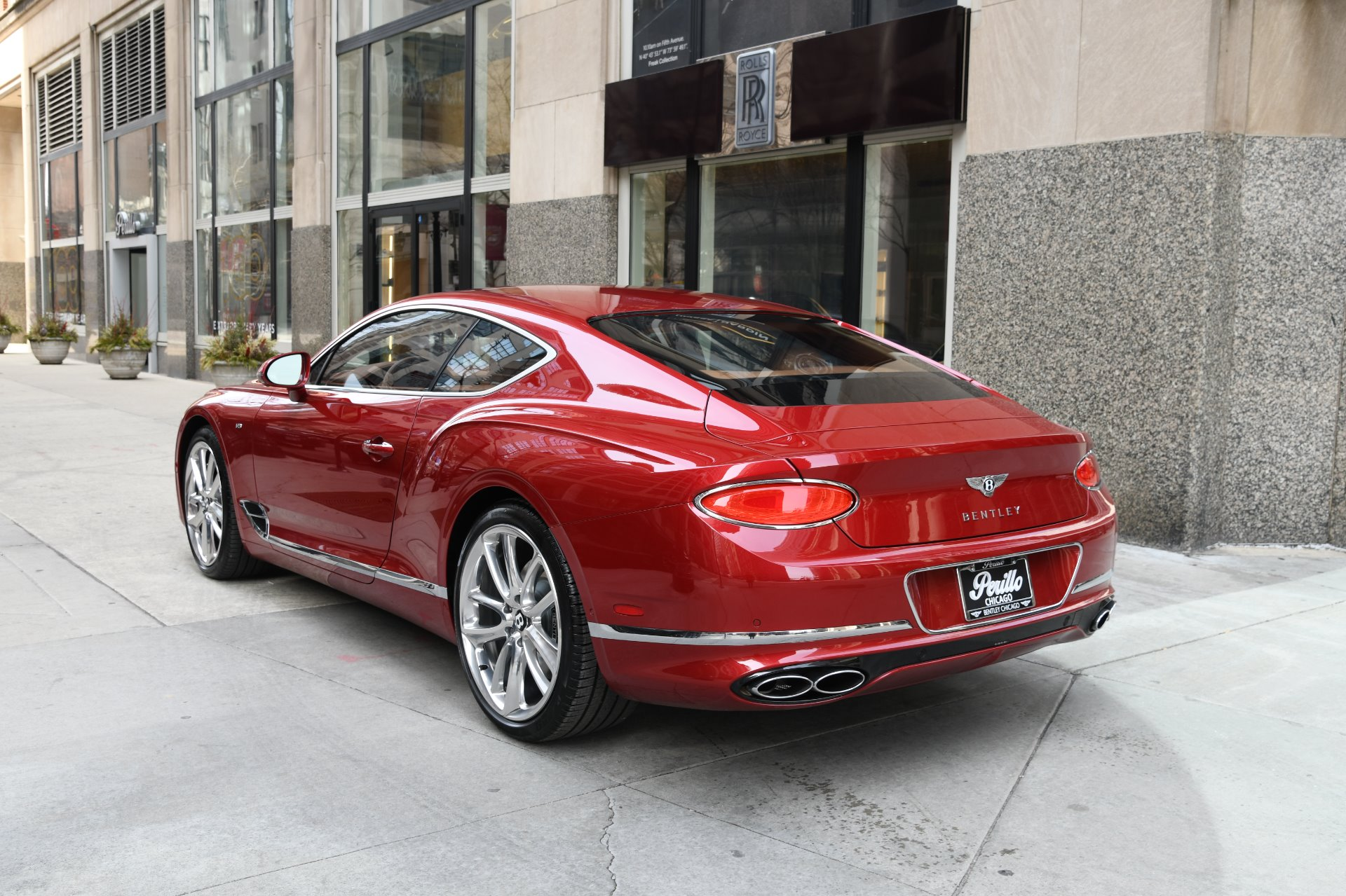 New 2020 Bentley Continental GT V8 GT V8 | Chicago, IL
