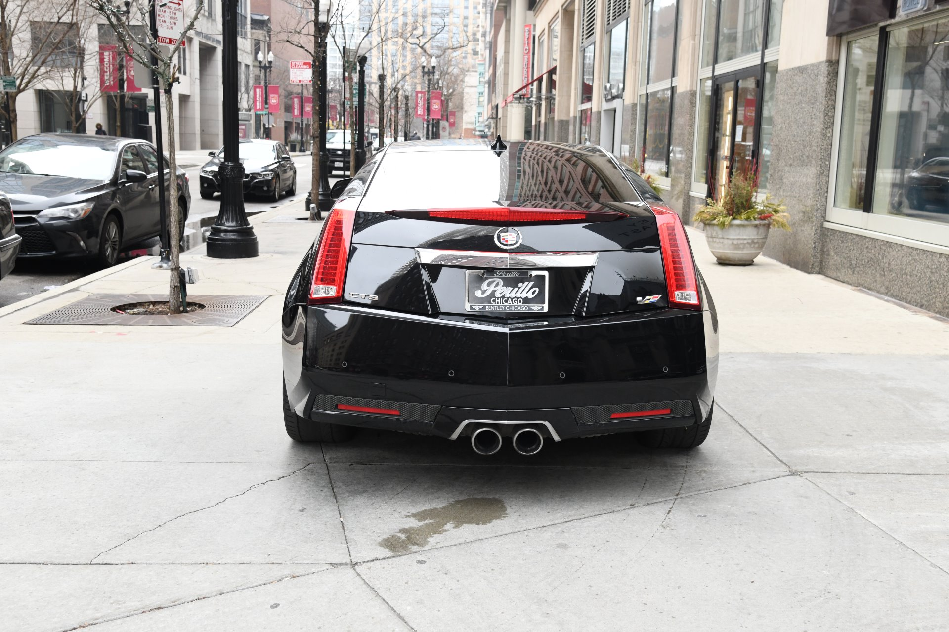 2012 Cadillac CTS-V Stock # GC2820 for sale near Chicago ...