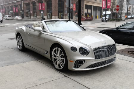 New 2020 Bentley Continental GT Convertible GT | Chicago, IL