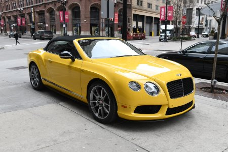 Used 2015 Bentley Continental GT V8 GT V8 S | Chicago, IL
