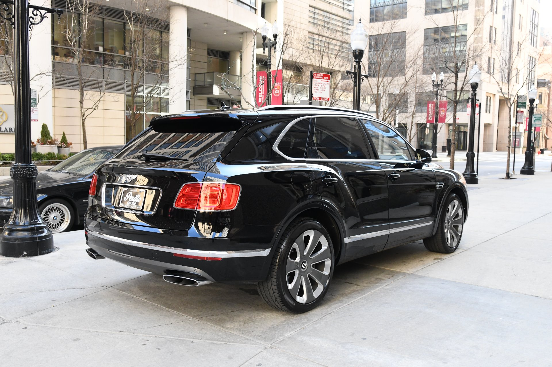 Used 2018 Bentley Bentayga Mulliner Edition | Chicago, IL