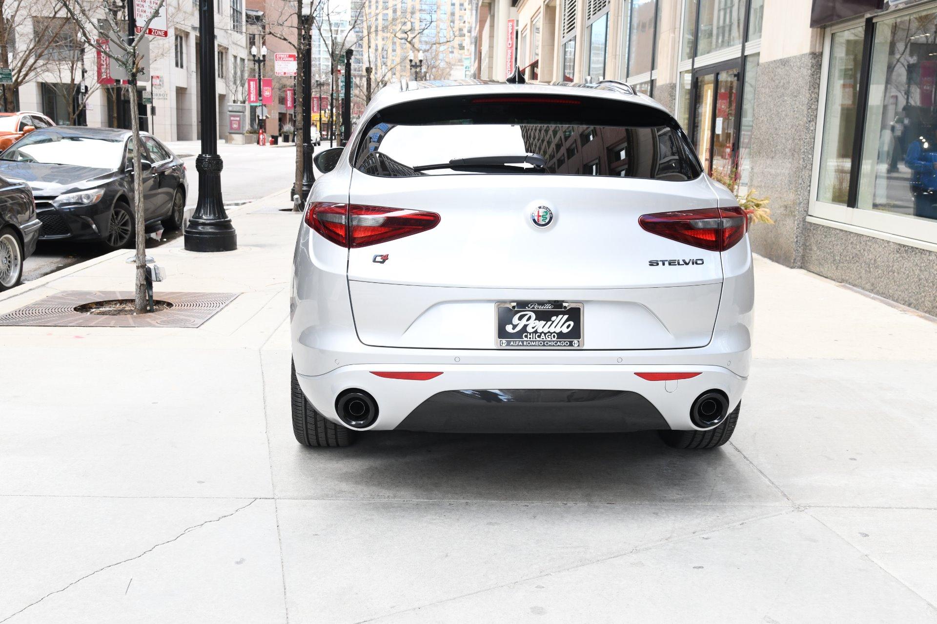 New 2020 Alfa Romeo Stelvio Sport Sport | Chicago, IL