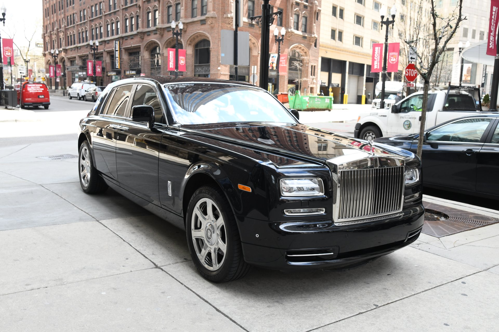 Used 2016 Rolls-Royce Phantom  | Chicago, IL