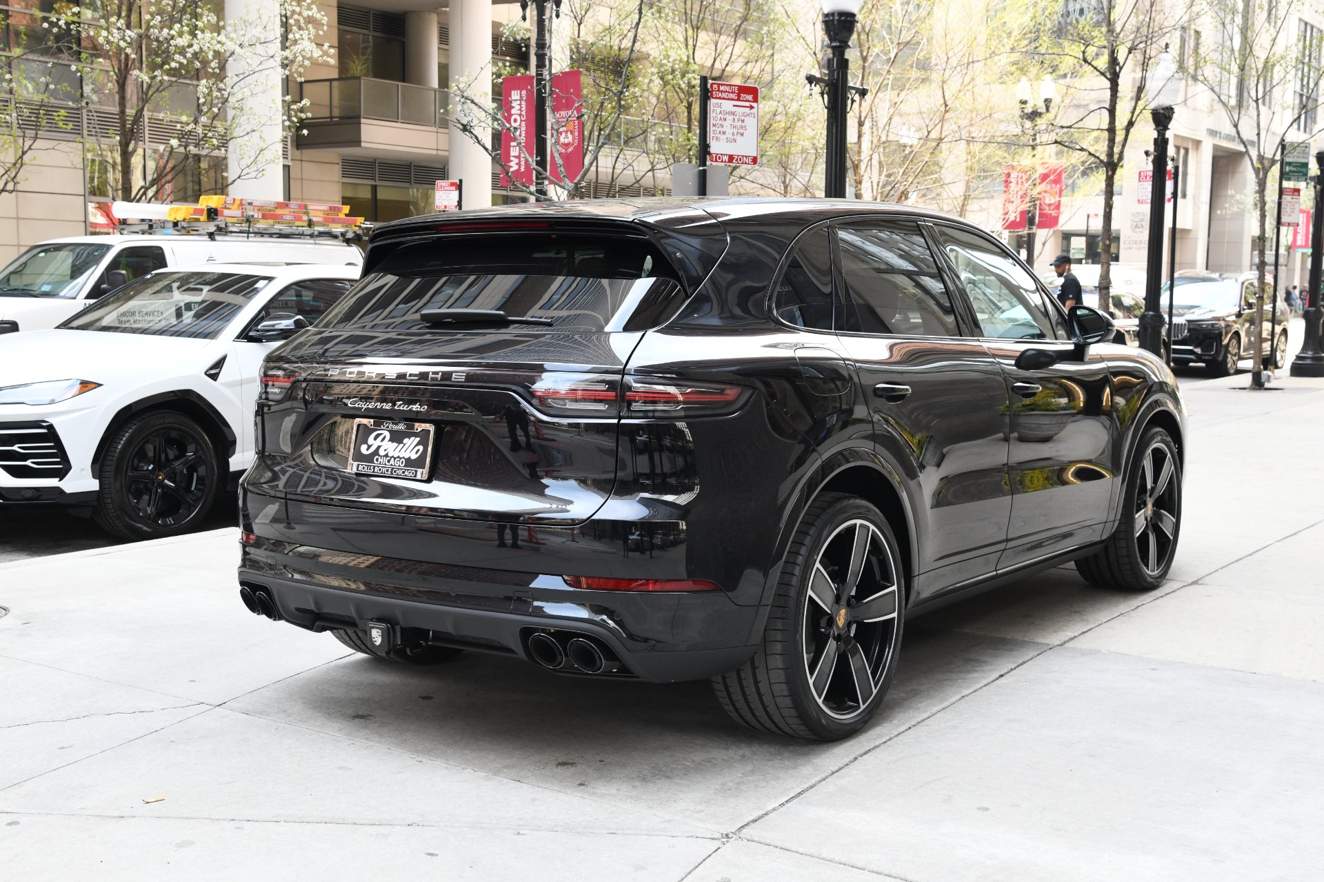 Used 2020 Porsche Cayenne Turbo | Chicago, IL