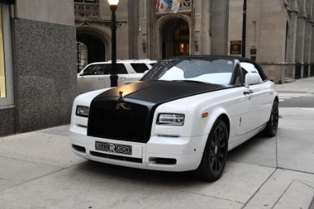 Used 2016 Rolls-Royce Phantom Drophead Coupe  | Chicago, IL