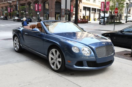 Used 2015 Bentley Continental GTC GT | Chicago, IL