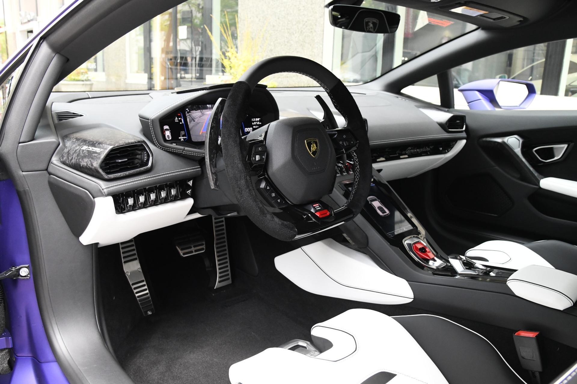 New 2020 Lamborghini Huracan EVO LP 610-2 EVO | Chicago, IL