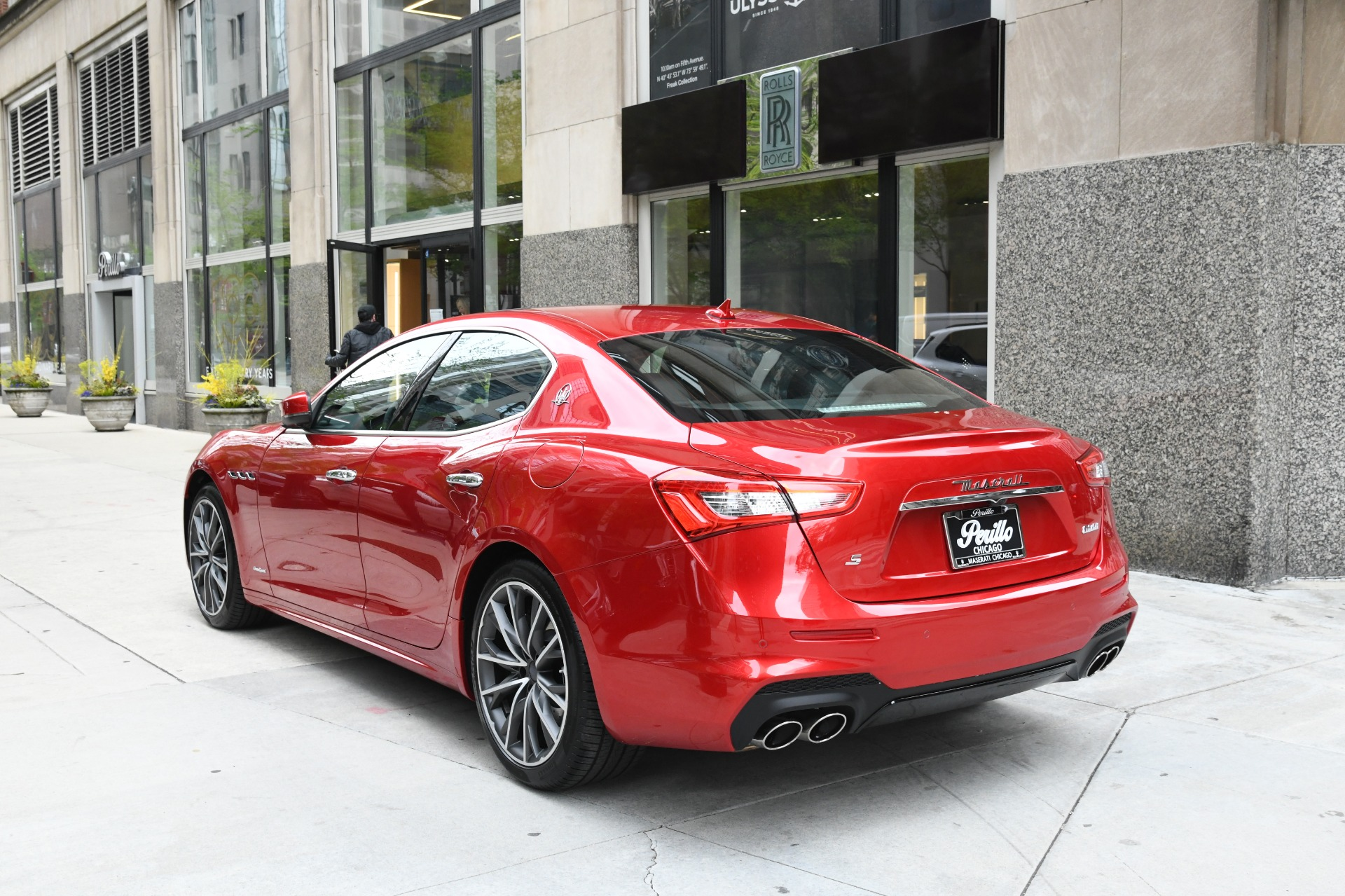 Used 2019 Maserati Ghibli S GranSport | Chicago, IL