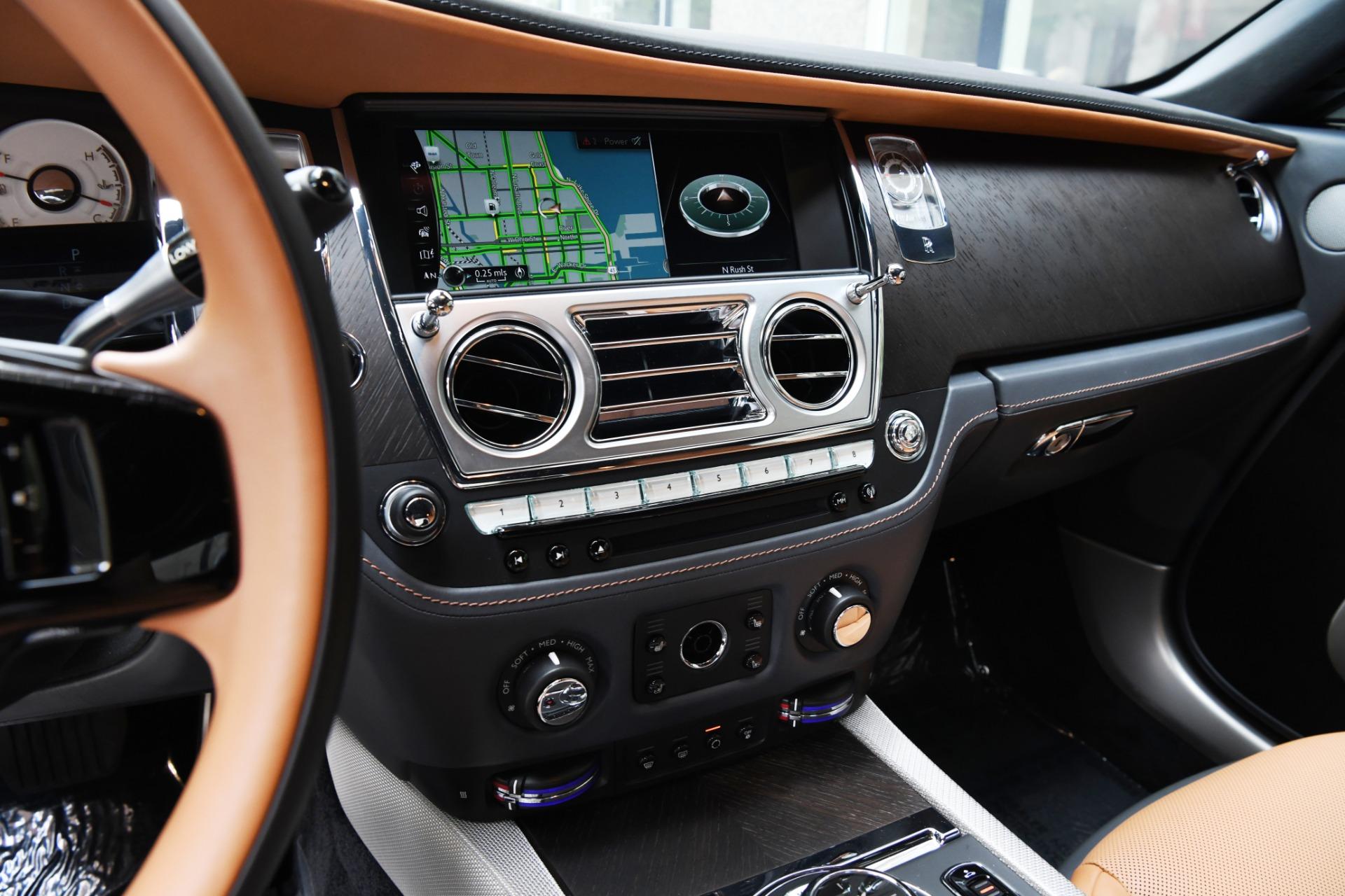 Used 2018 Rolls-Royce Wraith Luminary | Chicago, IL