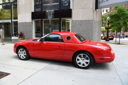 Used 2004 Ford Thunderbird Deluxe | Chicago, IL