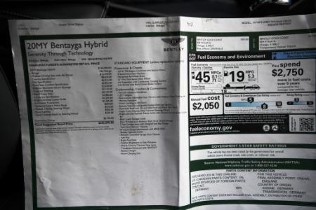 New 2020 Bentley Bentayga Hybrid | Chicago, IL