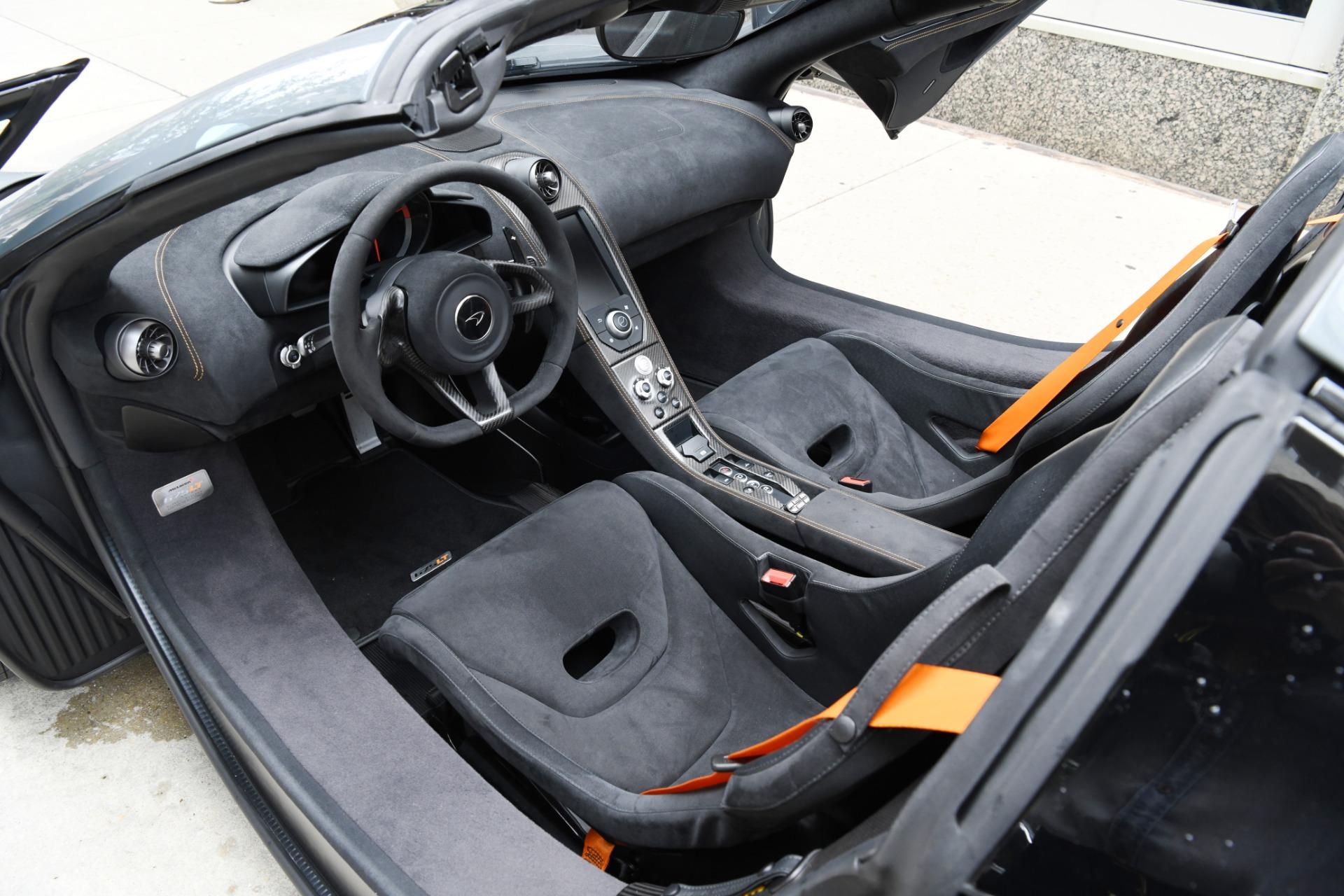 Used 2016 McLaren 675LT Spider  | Chicago, IL