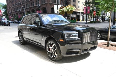 New 2020 Rolls-Royce Cullinan Black Badge   Chicago, IL