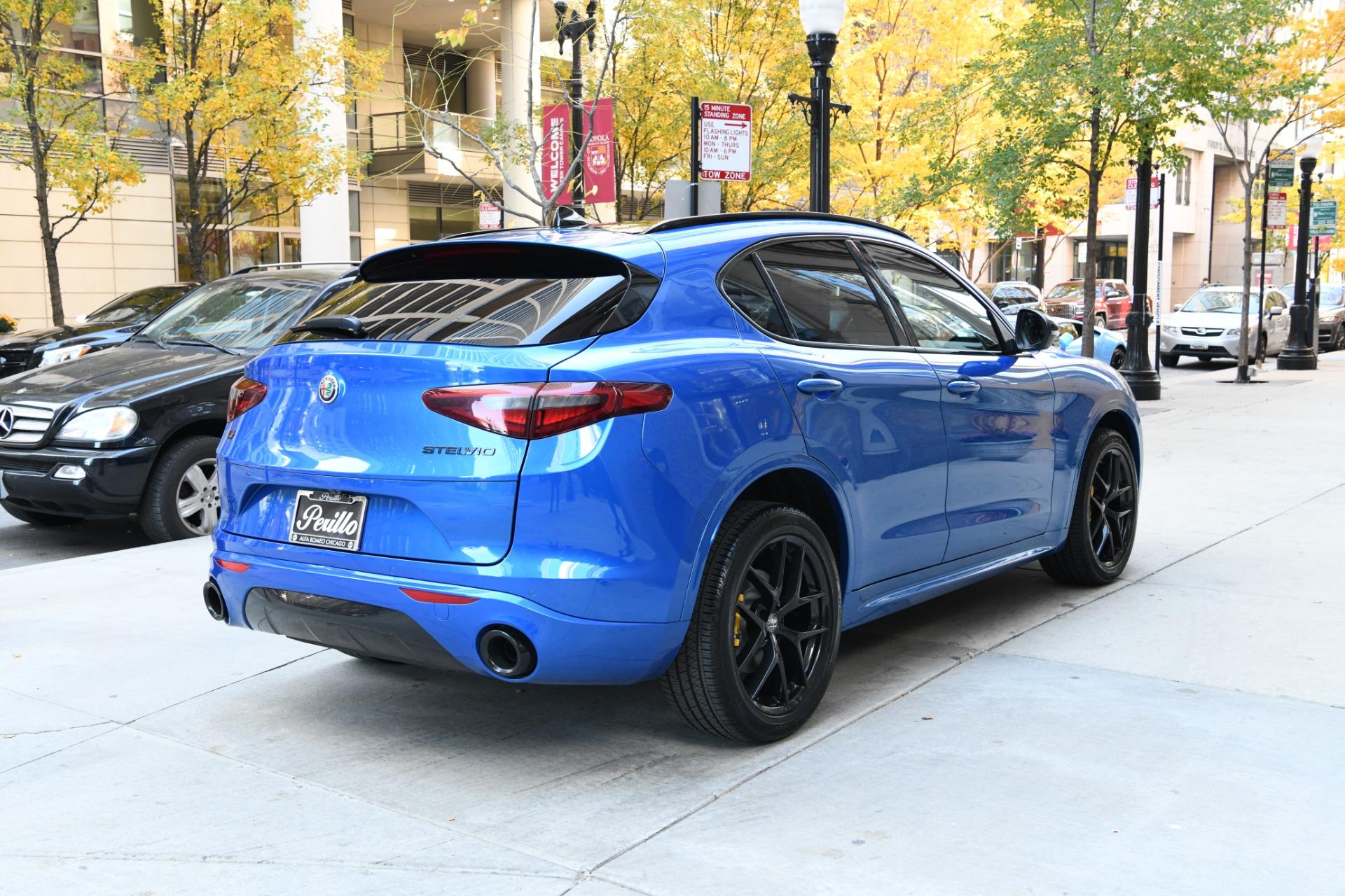 New 2020 Alfa Romeo Stelvio Sport | Chicago, IL