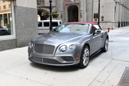 Used 2017 Bentley Continental GT V8 Convertible GTC V8 S | Chicago, IL