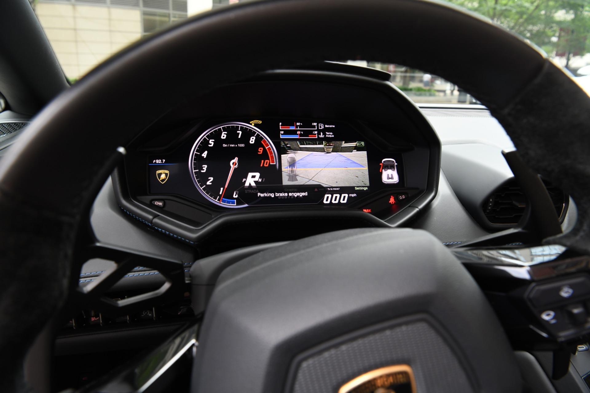Used 2017 Lamborghini Huracan Spyder LP 580-2 Spyder   Chicago, IL