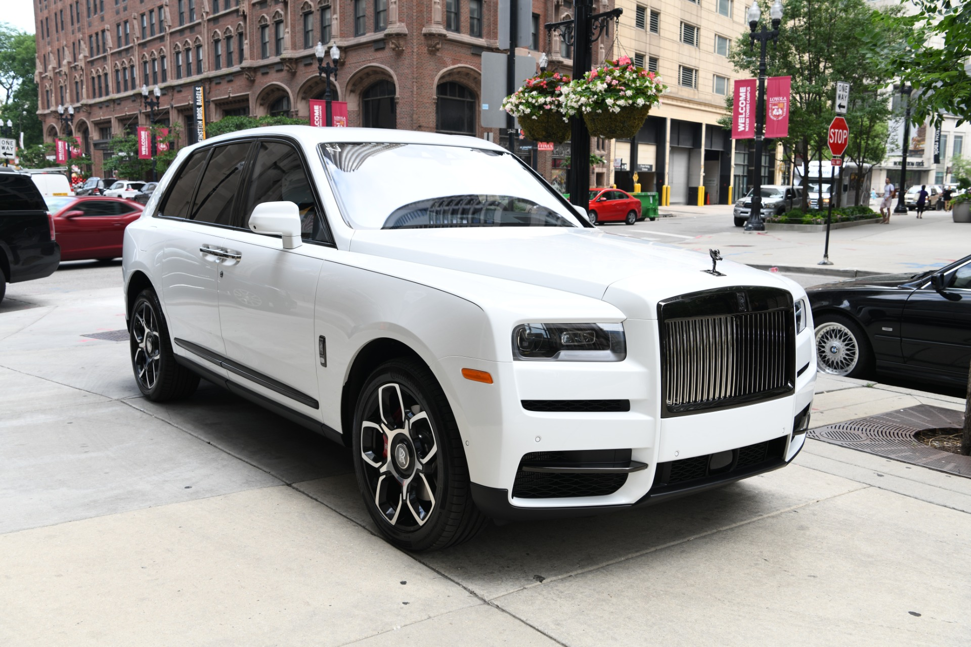 New 2020 Rolls-Royce Cullinan Black Badge | Chicago, IL
