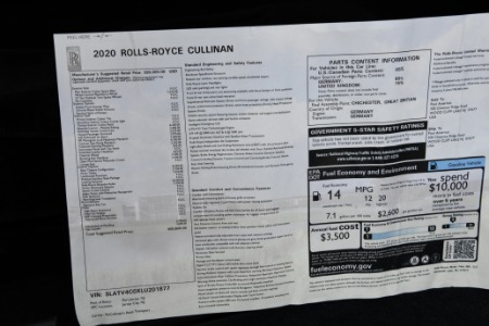 New 2020 Rolls-Royce Cullinan  | Chicago, IL
