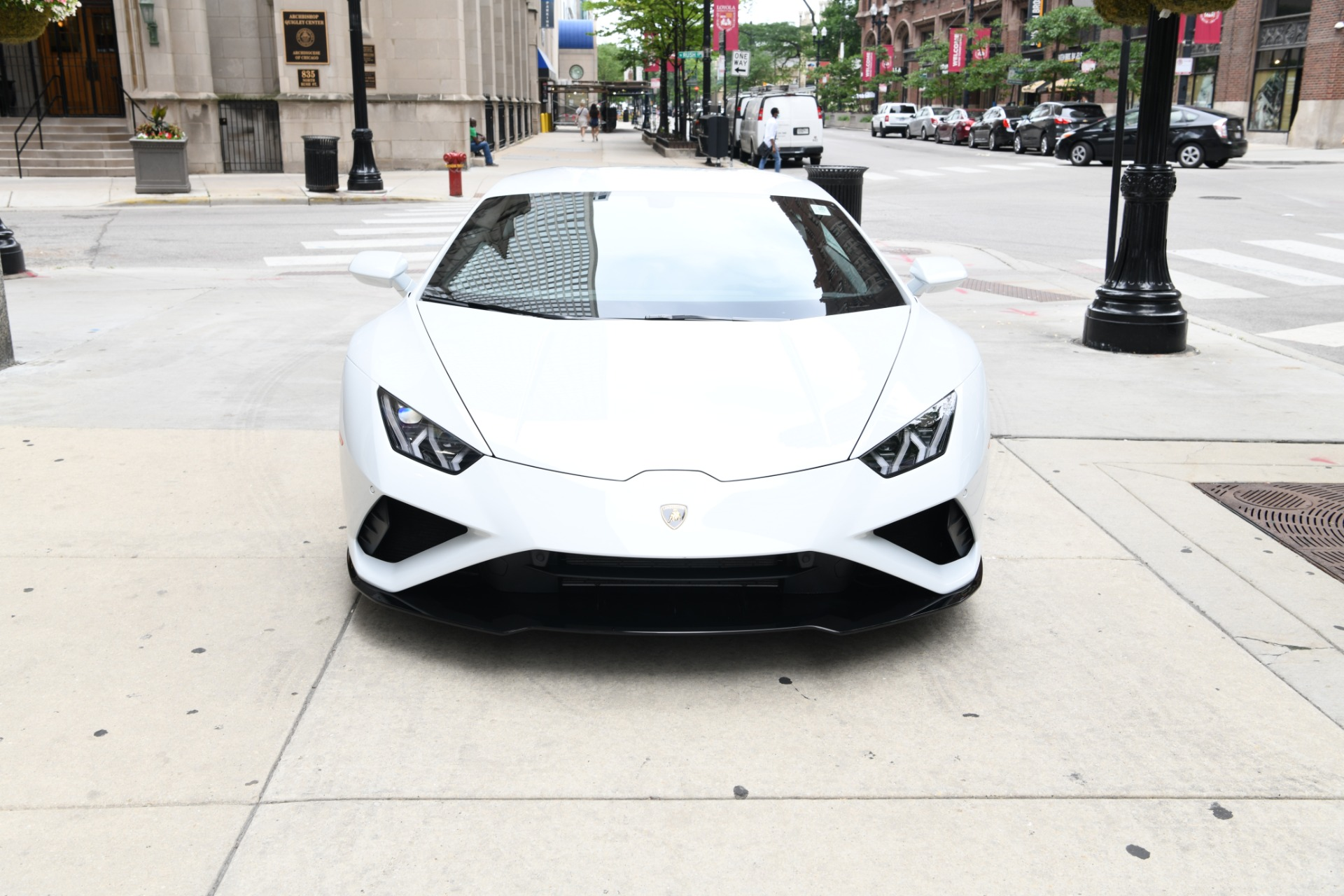 New 2020 Lamborghini Huracan EVO LP 610-4 EVO | Chicago, IL