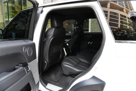 Used 2016 Land Rover Range Rover Sport Supercharged   Chicago, IL
