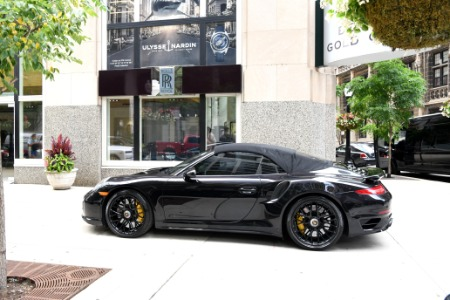 Used 2015 Porsche 911 Turbo | Chicago, IL