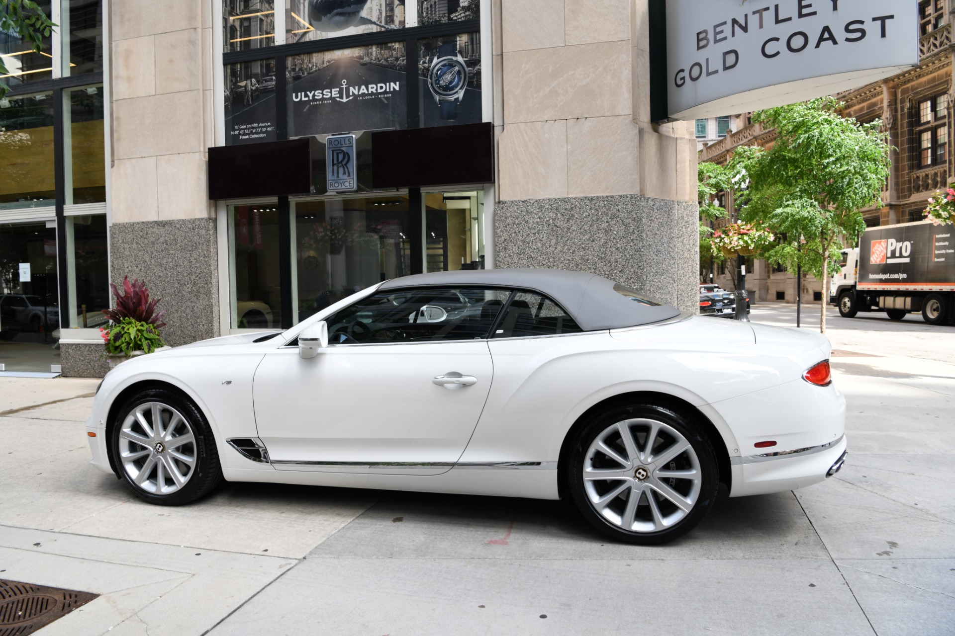 New 2020 Bentley Continental GT V8 Convertible GT V8   Chicago, IL