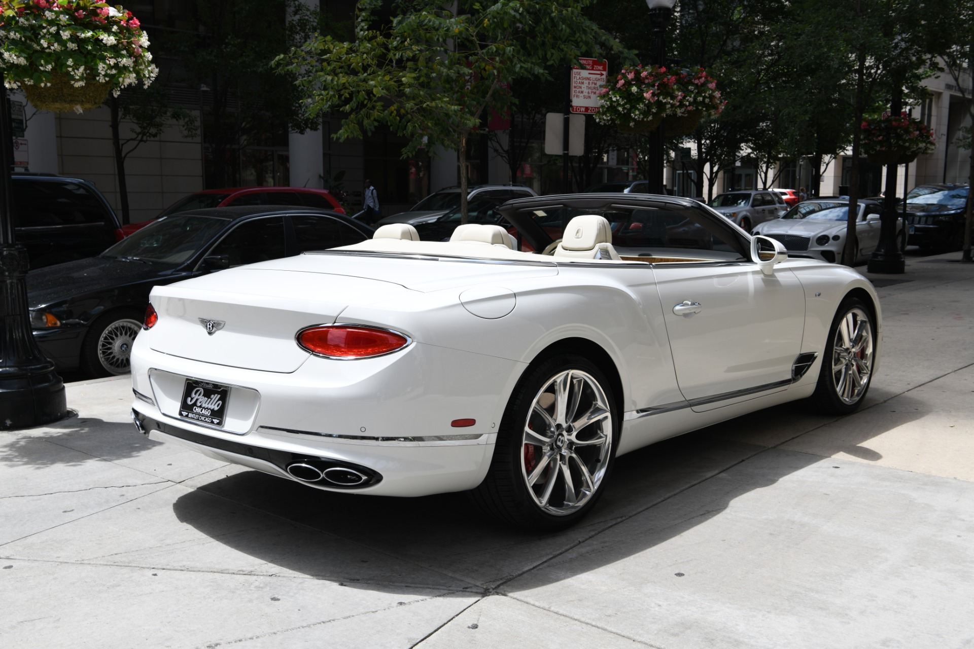 New 2020 Bentley Continental GT V8 Convertible GT V8 | Chicago, IL