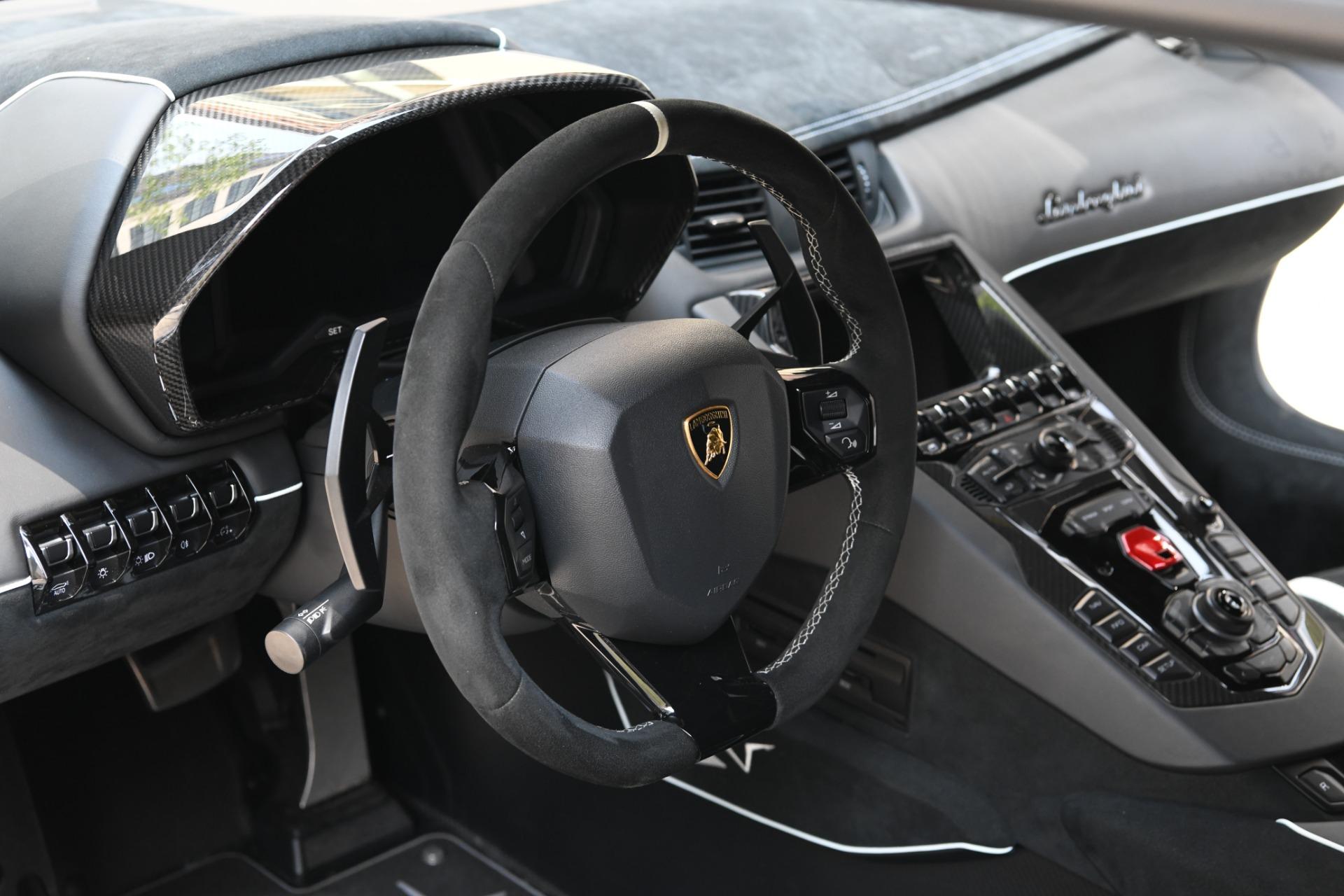 Used 2017 Lamborghini Aventador SV LP 750-4 SV | Chicago, IL