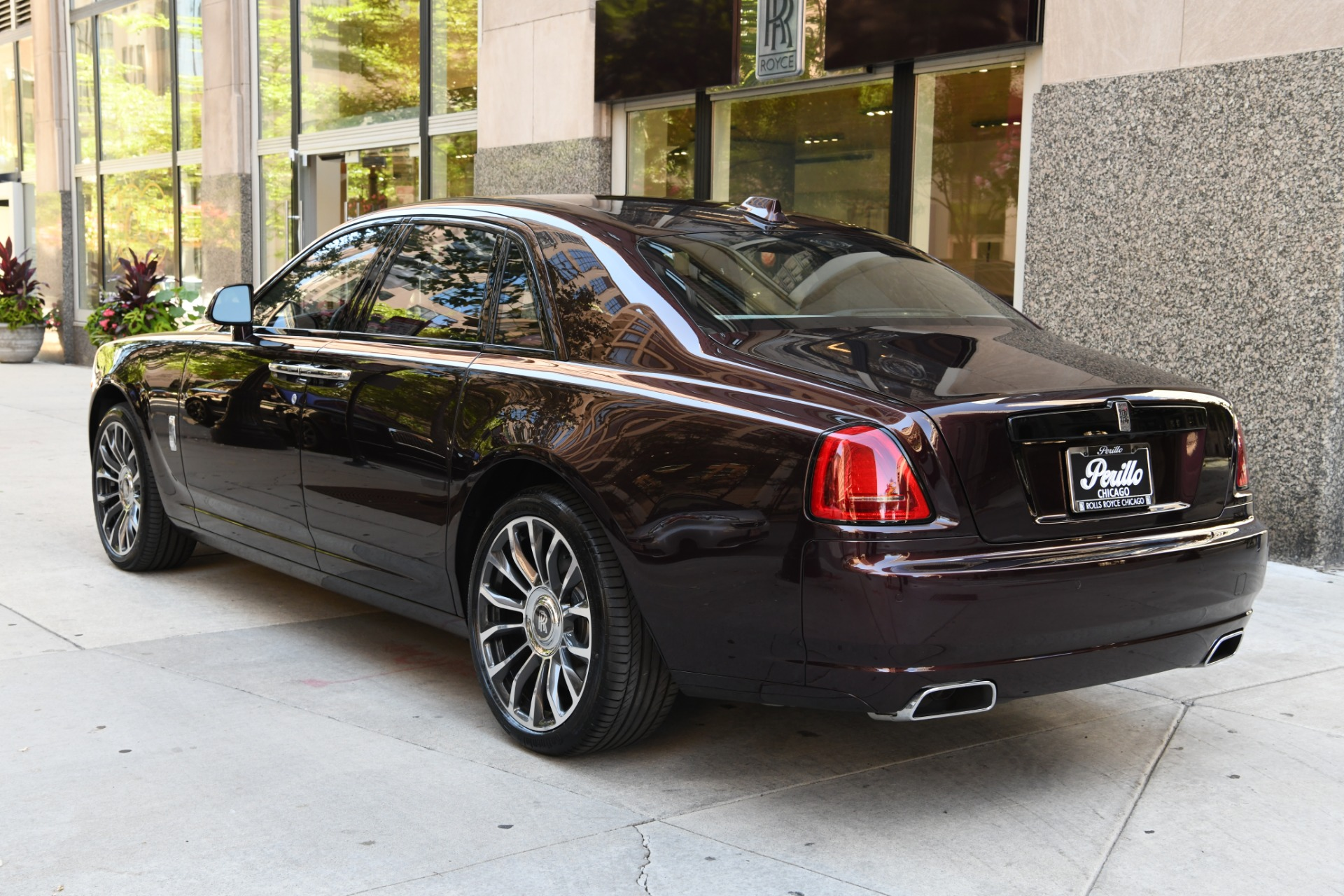New 2020 Rolls-Royce Ghost Zenith Collection | Chicago, IL