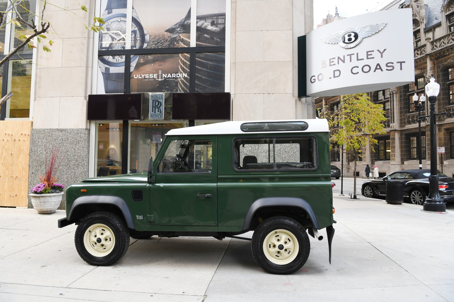 Used 1991 LAND ROVER DEFENDER 90 90 TDI | Chicago, IL