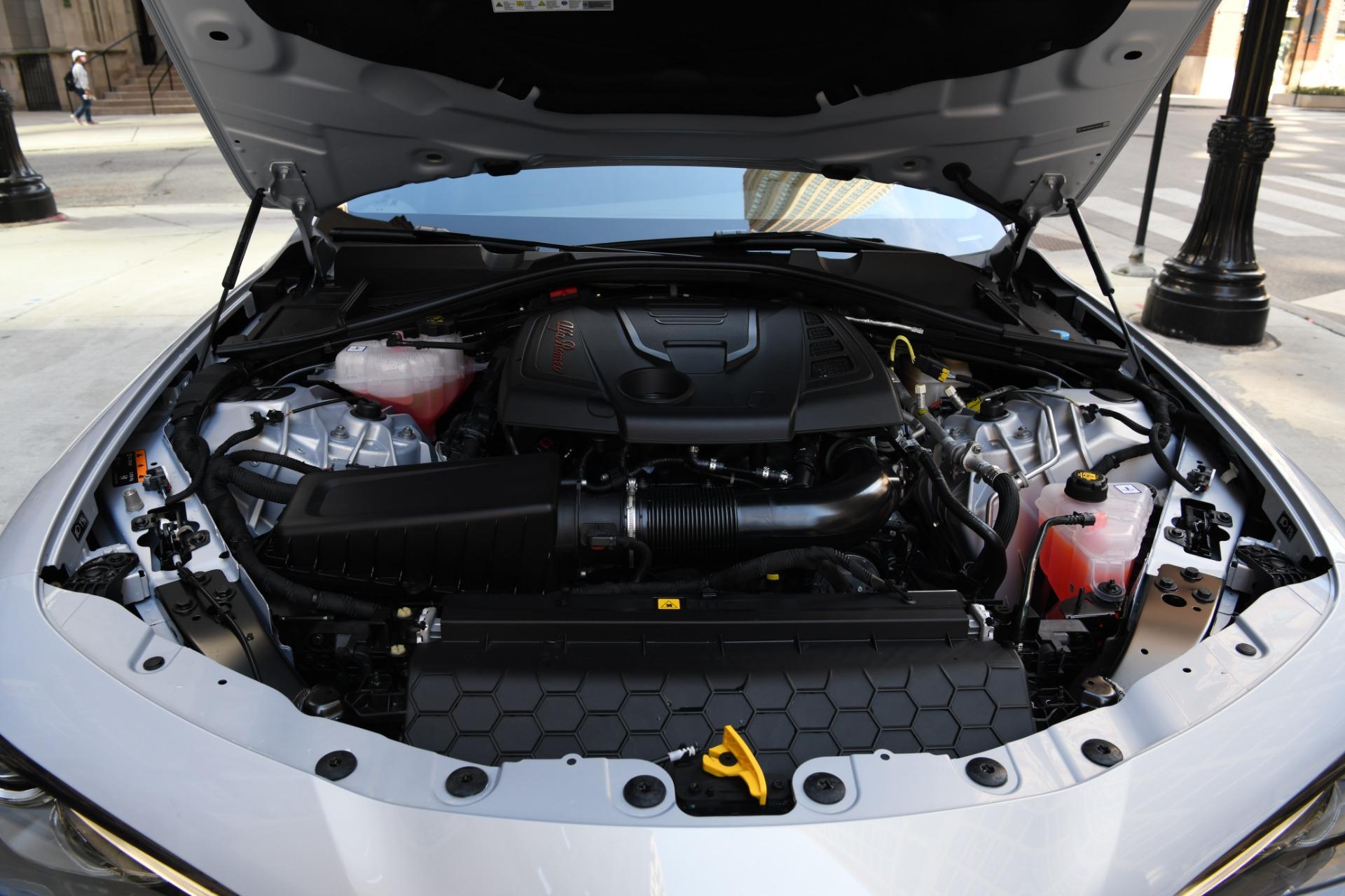 New 2020 Alfa Romeo Giulia Ti Sport   Chicago, IL