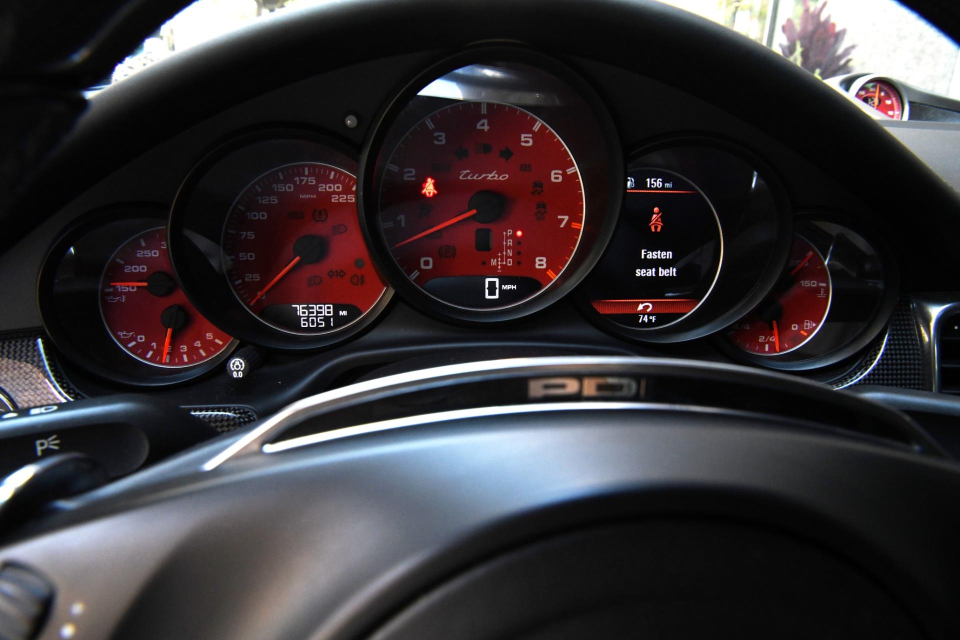 Used 2013 Porsche Panamera Turbo   Chicago, IL