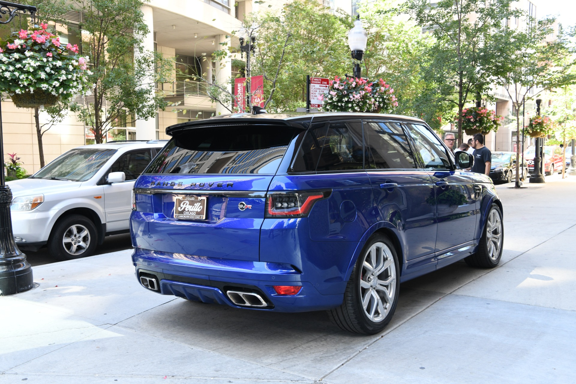 Used 2018 Land Rover Range Rover Sport SVR | Chicago, IL