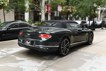 New 2020 Bentley Continental GTC V8 GTC V8 | Chicago, IL