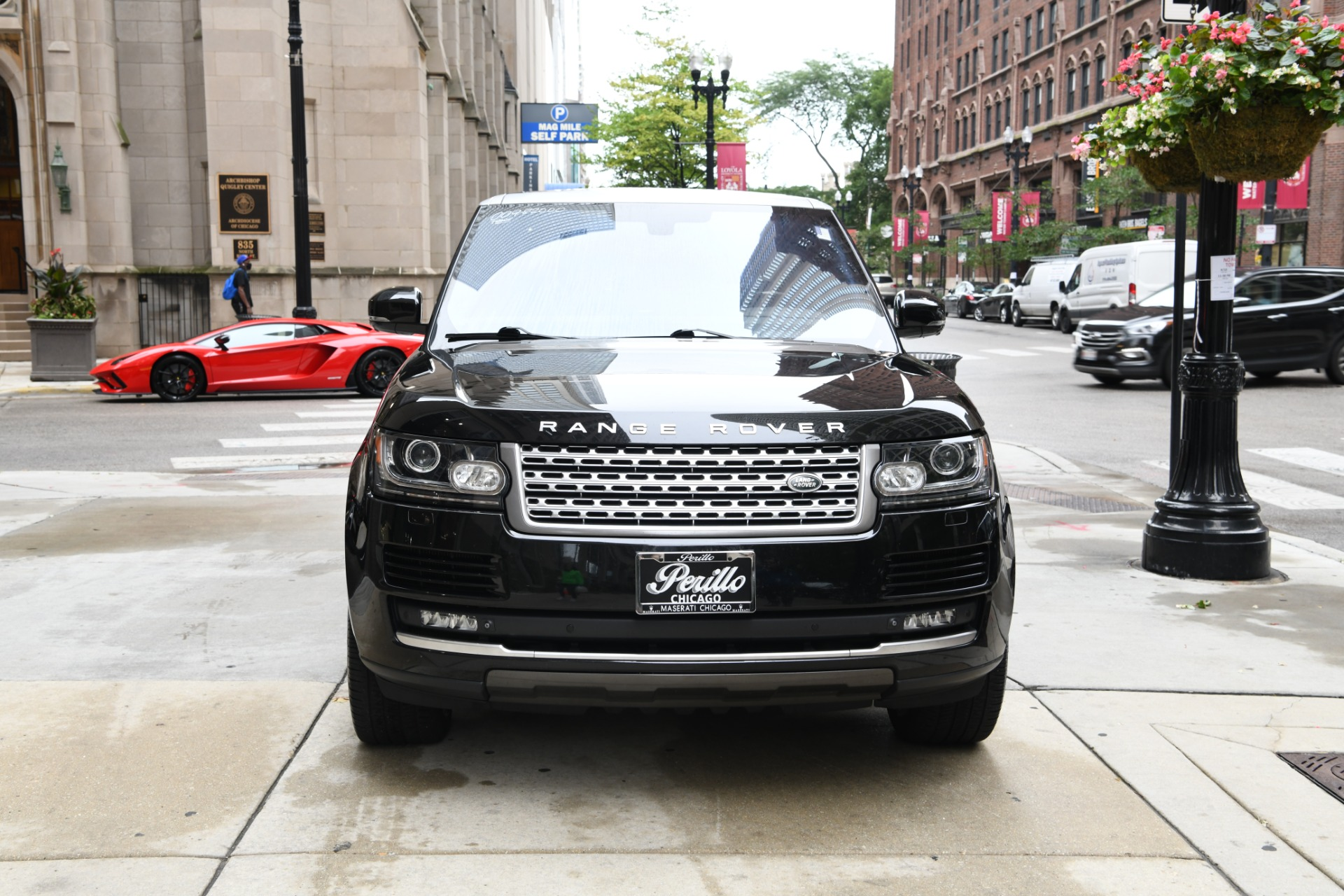 Used 2015 Land Rover Range Rover HSE | Chicago, IL