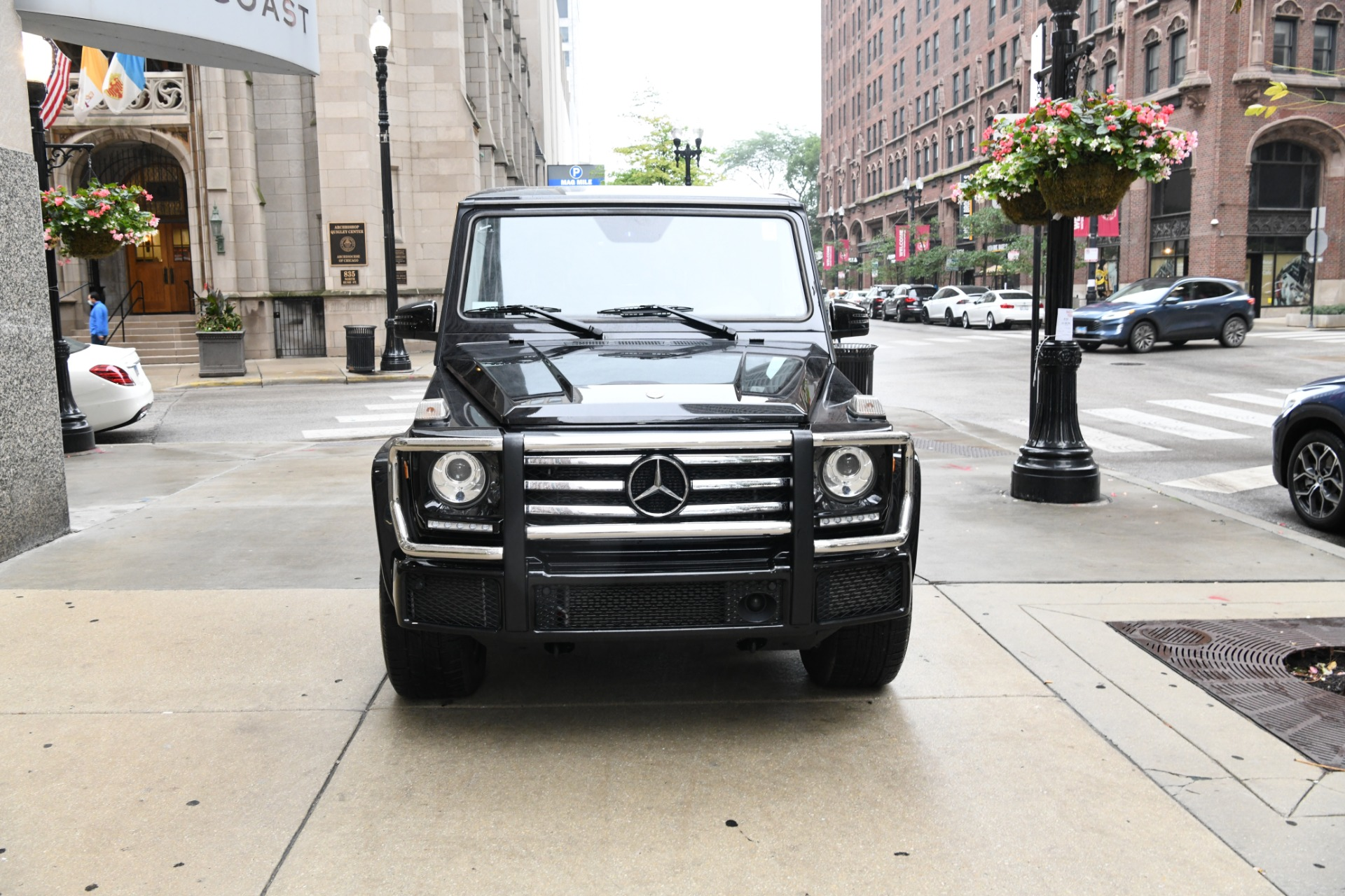 Used 2018 Mercedes-Benz G-Class G 550 | Chicago, IL