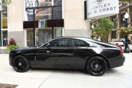 Used 2017 Rolls-Royce Wraith Black Badge | Chicago, IL