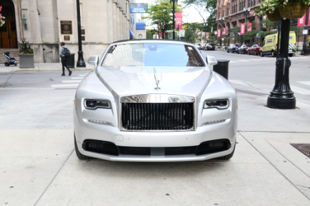 New 2021 Rolls-Royce Dawn SILVER BULLET COLLECTION   Chicago, IL