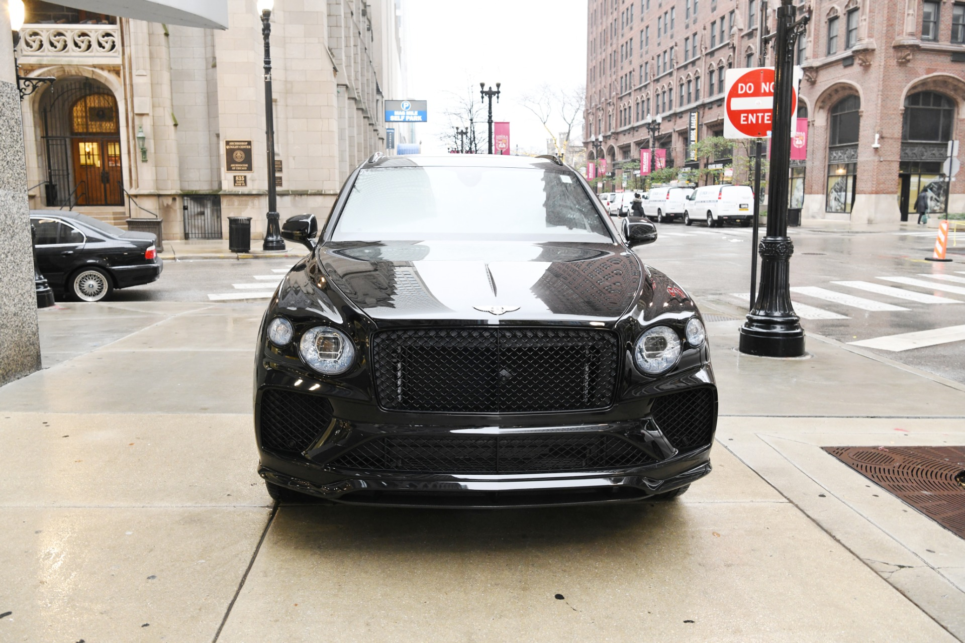 New 2021 Bentley Bentayga Bentayga V8 | Chicago, IL