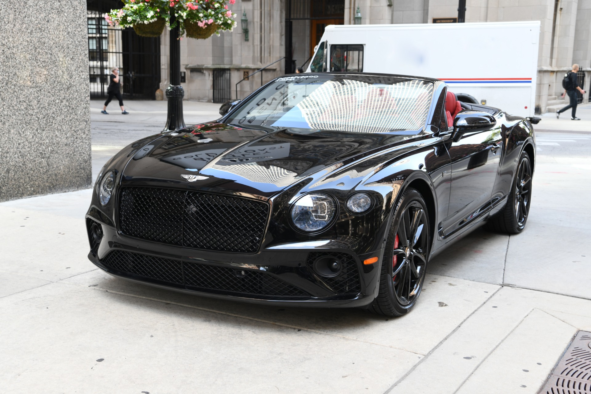 2020 Bentley Continental Gt V8 Convertible First Edition Stock Gc2994 For Sale Near Chicago Il Il Bentley Dealer
