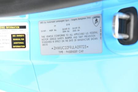 Used 2018 Lamborghini Huracan LP 580-2 | Chicago, IL