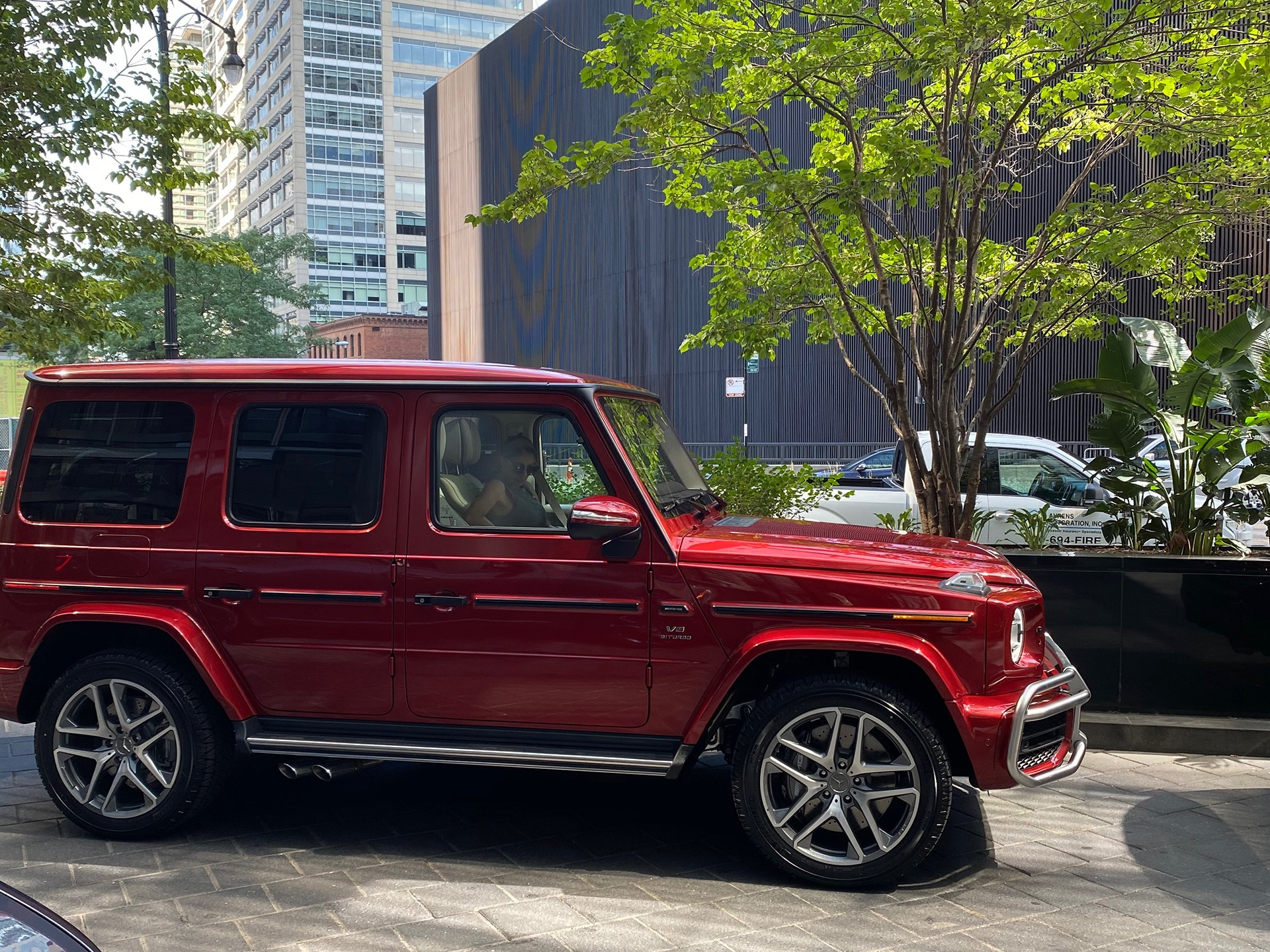 Used 2020 Mercedes-Benz G-Class AMG G 63 | Chicago, IL