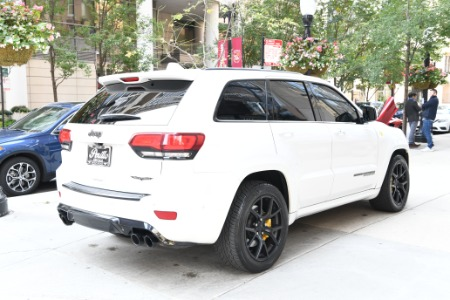 Used 2018 Jeep Grand Cherokee Trackhawk | Chicago, IL