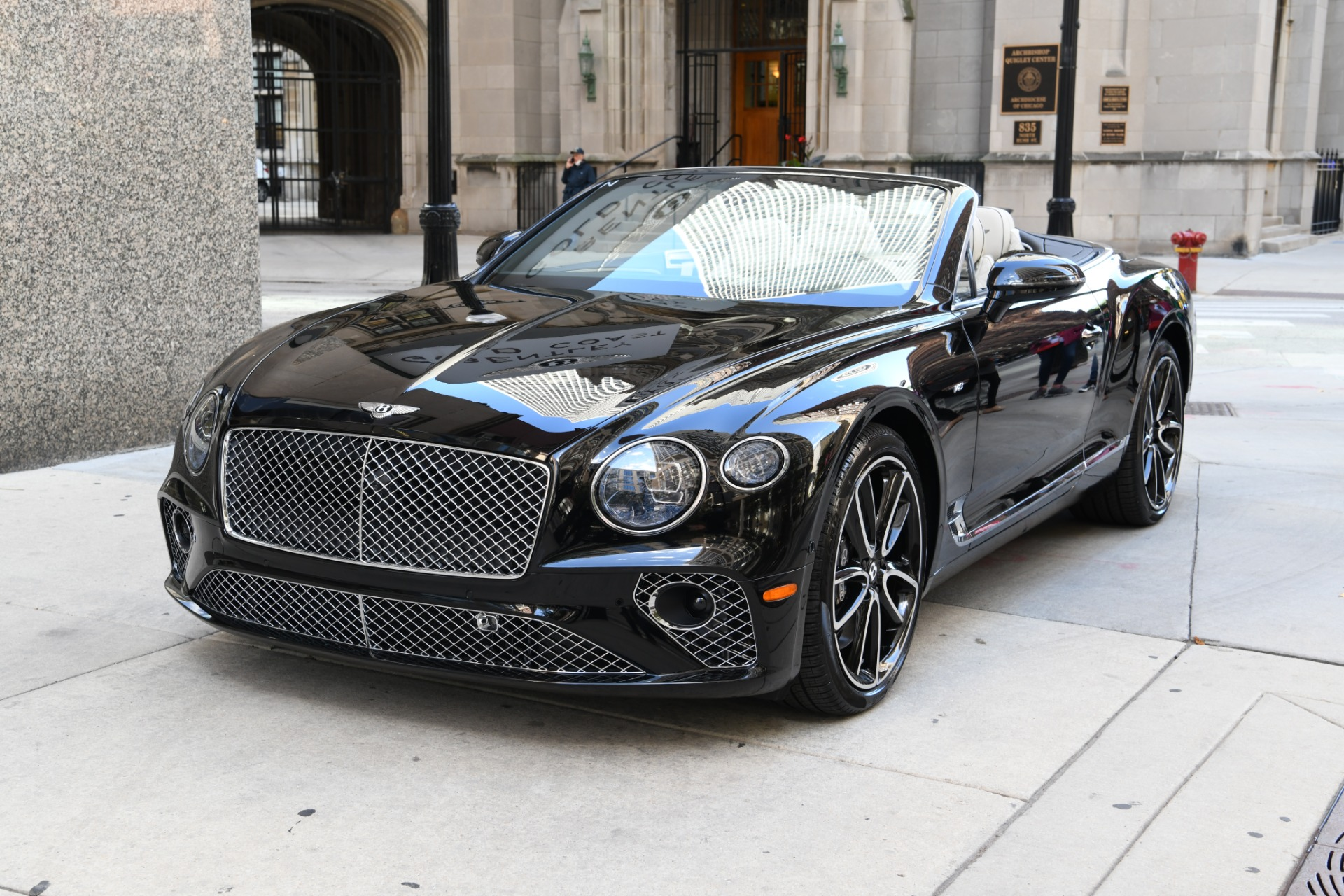 New 2020 Bentley Continental GTC V8 GT V8 | Chicago, IL