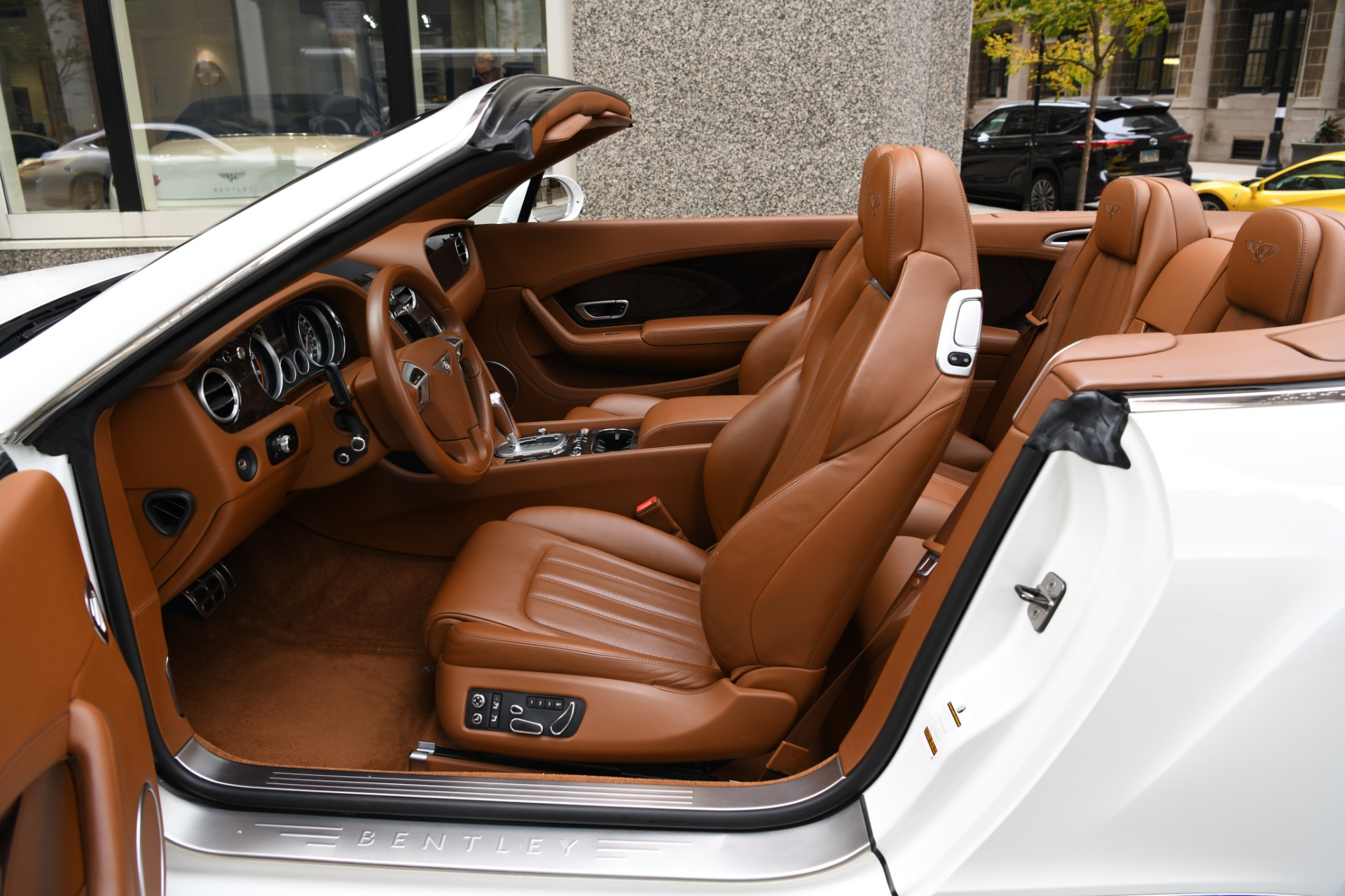 Used 2013 Bentley Continental GT V8 Convertible GT V8 | Chicago, IL